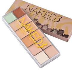 Палитра корректоров Urban Decay NAKED 3
