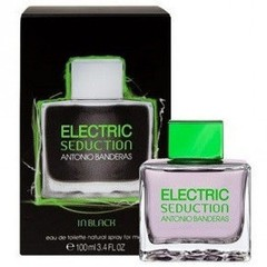 Antonio Banderas Electric Seduction In Black 100 мл
