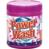 Пятновыводитель Power Wash 600 гр.