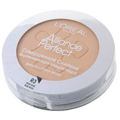 Пудра Loreal Alliance Perfect серая